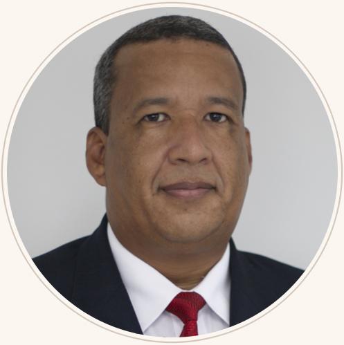 Pastor Marcio Domingos Ribeiro
