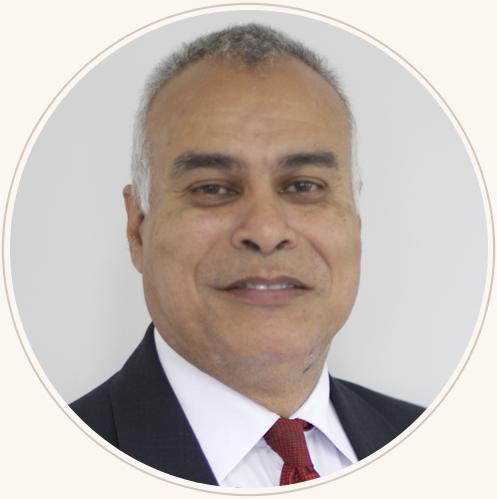 Pastor Mario Augusto de Souza
