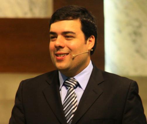 Pastor Mauro Edson da Costa Dias