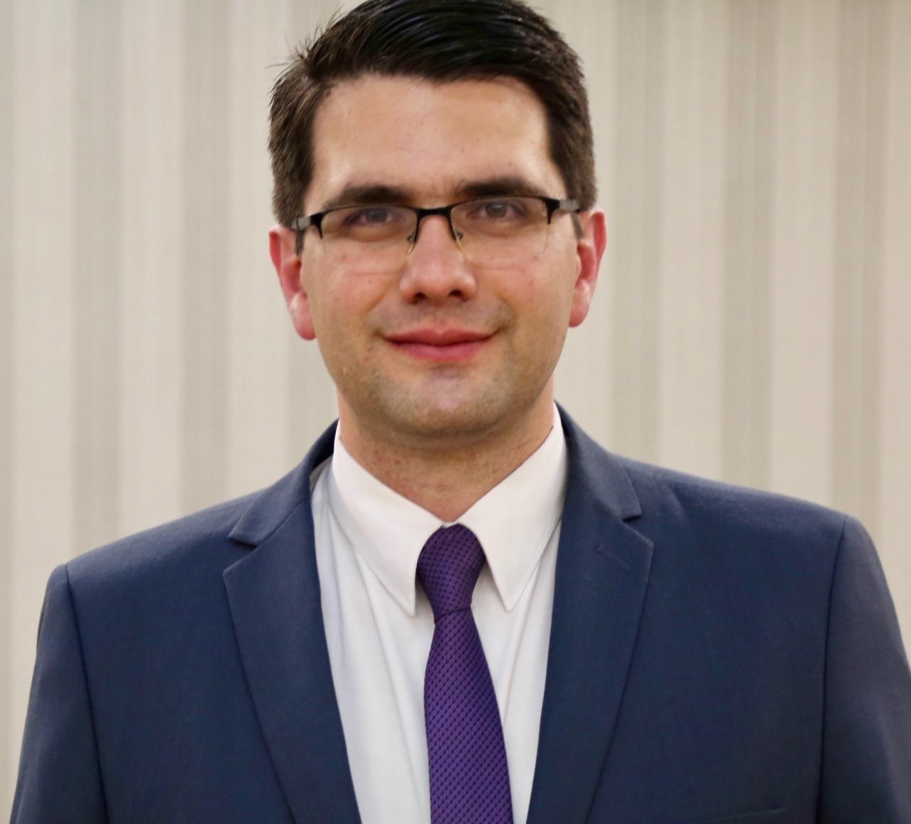 Pastor Fabio Rodrigues de Oliveira