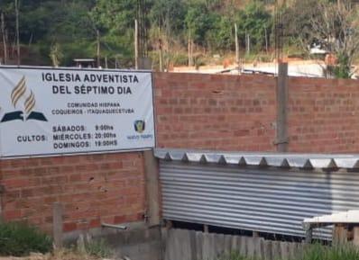 Comunidade Hispana Coqueiro
